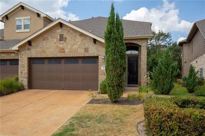 Austin Condo/Townhouse For Sale: 7304 Bandera Ranch Trl #B