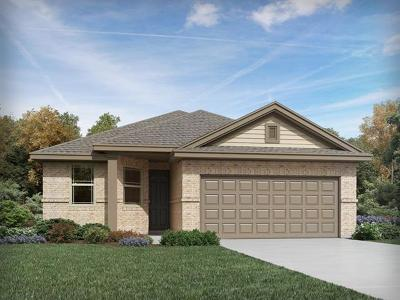 Manor Single Family Home For Sale: 14100 Kira Ln