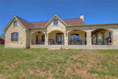Farm For Sale: 916 Middle Creek Rd