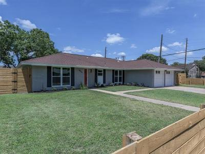 Travis County Single Family Home For Sale: 8806 Colonial Dr