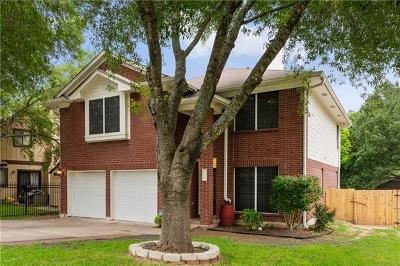 Single Family Home For Sale: 12315 Shropshire Blvd