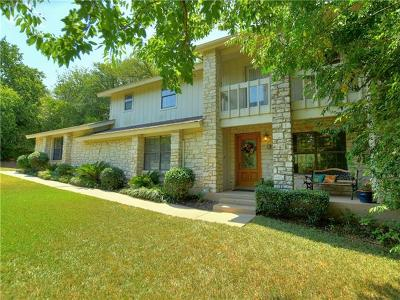 Round Rock Single Family Home For Sale: 4 Woodhollow Trl
