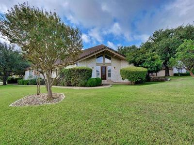 Austin Single Family Home For Sale: 147 The Hills Dr