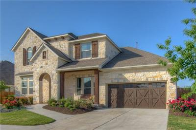 Pflugerville Single Family Home For Sale: 20501 Martin Ln