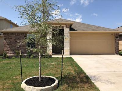 Hutto Rental For Rent: 402 Pentire Way