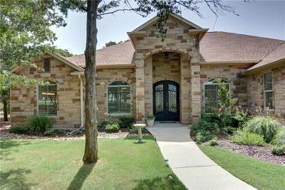 Bastrop County Single Family Home For Sale: 161 Pioneer Psge