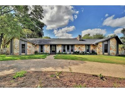 Austin Single Family Home For Sale: 10606 Spicewood Club Dr