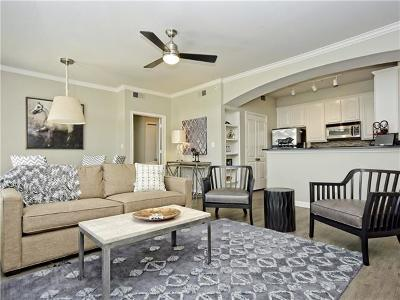 Travis County Condo/Townhouse For Sale: 9525 N Capital Of Texas Hwy #632