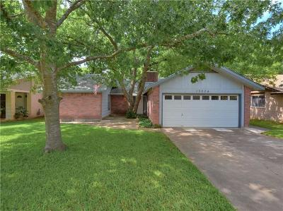 Travis County, Williamson County Single Family Home For Sale: 10204 Missel Thrush Dr