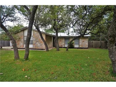 Leander Single Family Home Pending - Taking Backups: 700 Ruby Isle Dr