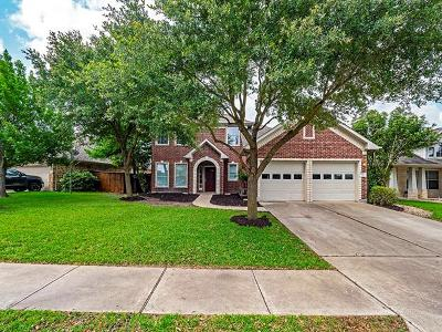 Manor Single Family Home For Sale: 13440 Holly Crest Ter