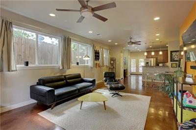 Travis County, Williamson County Condo/Townhouse For Sale: 1701 Sanchez St #B
