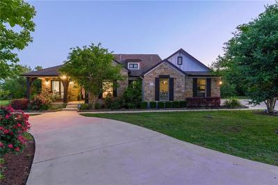 Travis County Single Family Home Pending - Taking Backups: 8601 Zyle Rd