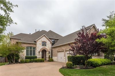 Round Rock Single Family Home Pending - Taking Backups: 3339 Marcasite Dr