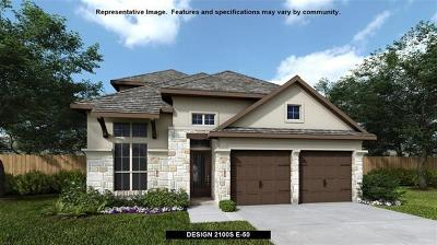 Leander Single Family Home For Sale: 1224 Low Branch Ln