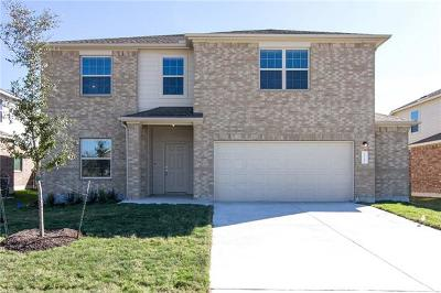 Pflugerville Single Family Home For Sale: 21709 Windmill Ranch Ave