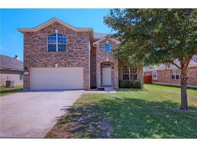 Hutto Single Family Home Pending - Taking Backups: 106 Aguilar Dr