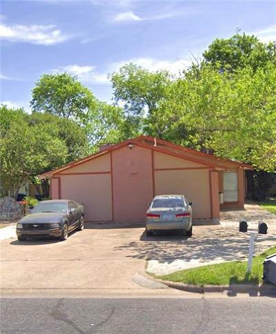 Austin Multi Family Home Pending - Taking Backups: 9611 Teasdale Ter