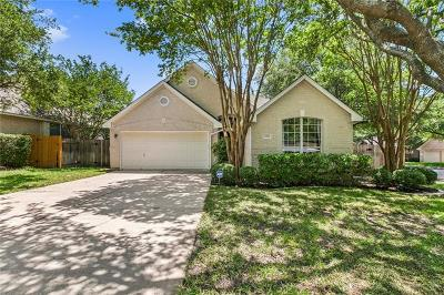 Travis County Single Family Home For Sale: 13568 Anarosa Loop