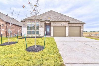 Leander Single Family Home For Sale: 1309 Mustang Brook Ln