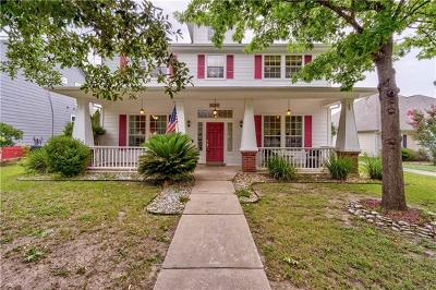 Kyle Single Family Home For Sale: 6075 Steiner