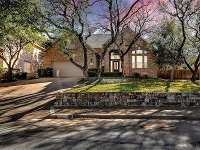 Austin Single Family Home Active Contingent: 3409 Latimer Dr