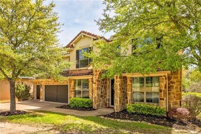 Austin Single Family Home For Sale: 2301 University Club Dr
