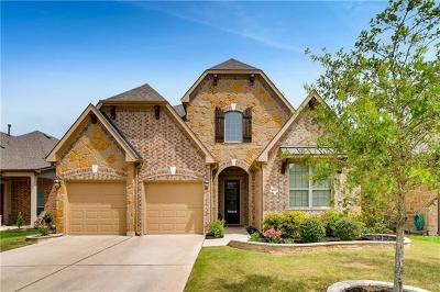 Leander Single Family Home For Sale: 1000 Purple Moor Pass