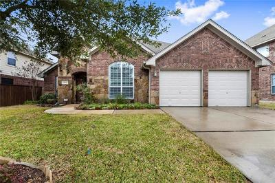 Manor Single Family Home For Sale: 13820 Long Shadow Dr