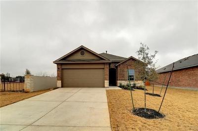 Cedar Park Single Family Home For Sale: 613 Brashear Ln