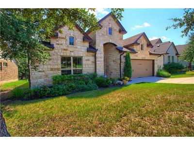 Bee Cave Single Family Home For Sale: 4709 Pyrenees Pass
