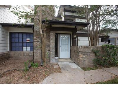 Condo/Townhouse For Sale: 1748 Ohlen Rd #42