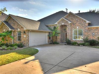 Single Family Home Pending - Taking Backups: 12601 Rush Creek Ln
