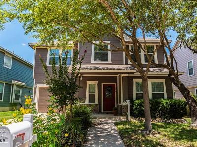Cedar Park Single Family Home Pending - Taking Backups: 909 Bogart Rd