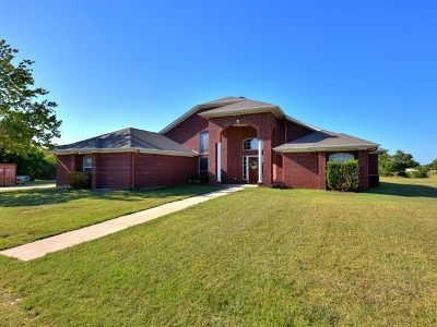 Hutto Single Family Home For Sale: 501 Cr 101