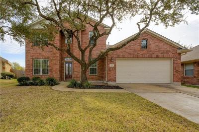 Cedar Park Single Family Home Pending - Taking Backups: 1102 Ritter Dr