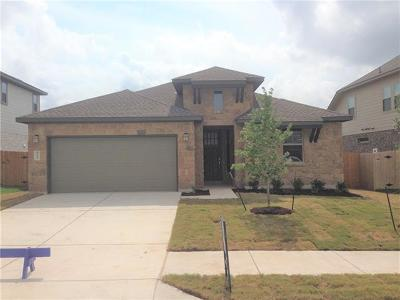 Hutto Single Family Home For Sale: 711 Hereford Loop
