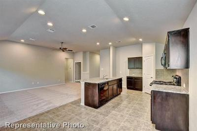 Lago Vista Single Family Home For Sale: 20708 Ridgeview Rd