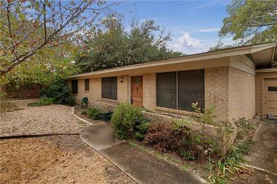 Austin Single Family Home For Sale: 1207 Newport Ave