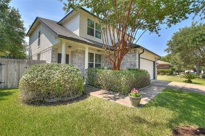 Round Rock TX Single Family Home For Sale: $245,000