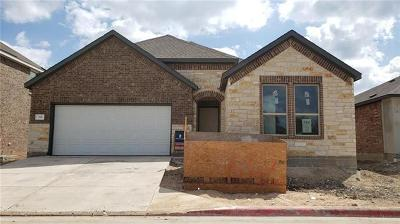 Leander Single Family Home For Sale: 744 American Trail