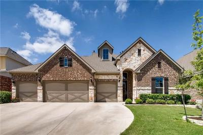 Leander Single Family Home For Sale: 2629 Steece Way