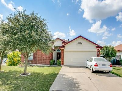 Hutto Single Family Home For Sale: 201 Mitchell Dr