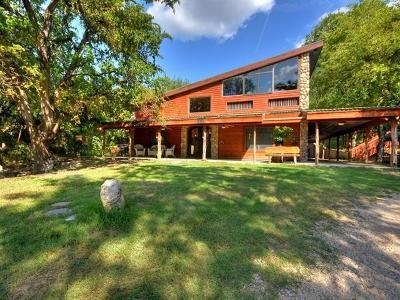 Single Family Home For Sale: 3401 Fritz Hughes Park Rd