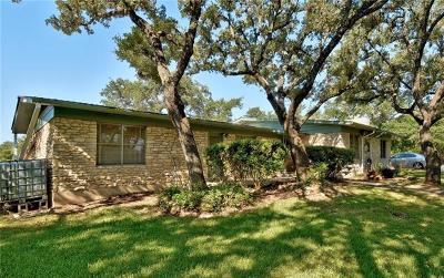 Single Family Home For Sale: 8021 Acton Dr