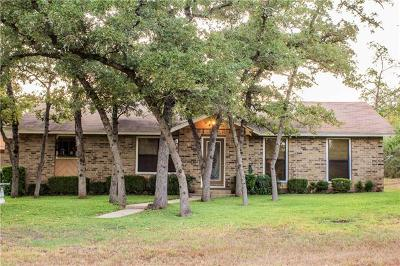 Smithville TX Single Family Home For Sale: $349,800