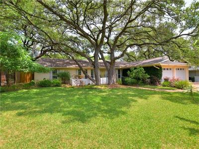 Single Family Home For Sale: 4112 Burney Dr