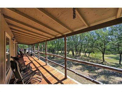 Dripping Springs Single Family Home For Sale: 710 Lost Valley Dr
