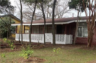Single Family Home For Sale: 1614 Corona Dr