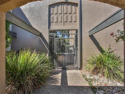 Condo/Townhouse For Sale: 5820 Berkman Dr #117